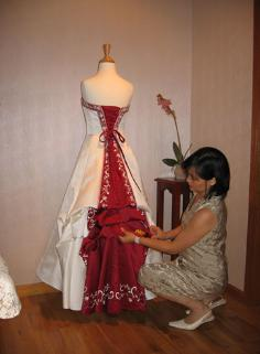 Bridal Alterations by Ruth, Triangle Area, NC